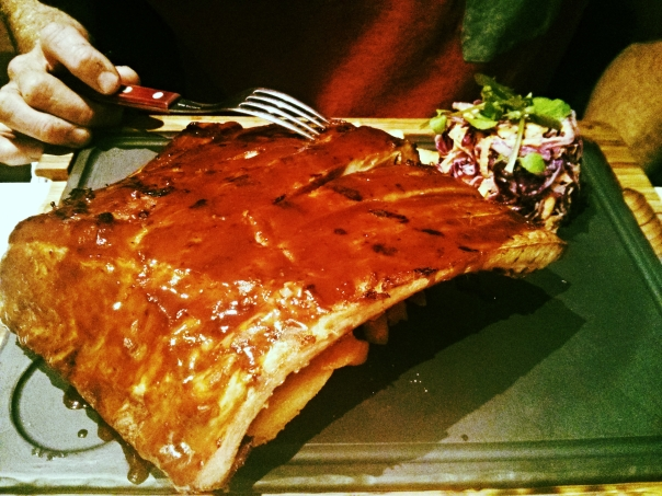pork-ribs-bluewater-cafe